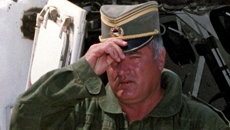 """Ratko Mladić, tzw. """"rzeźnik Bałkanów"""" skazany na dożywocie"""