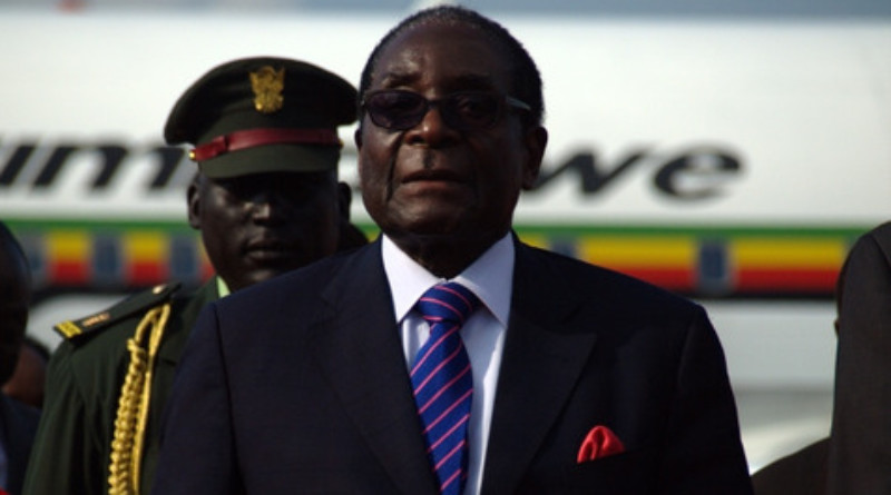 Prezydent Zimbabwe po ponad 30 latach odchodzi
