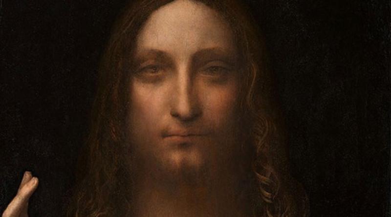 Obraz Leonarda da Vinci sprzedany za 450,3 mln dolarów