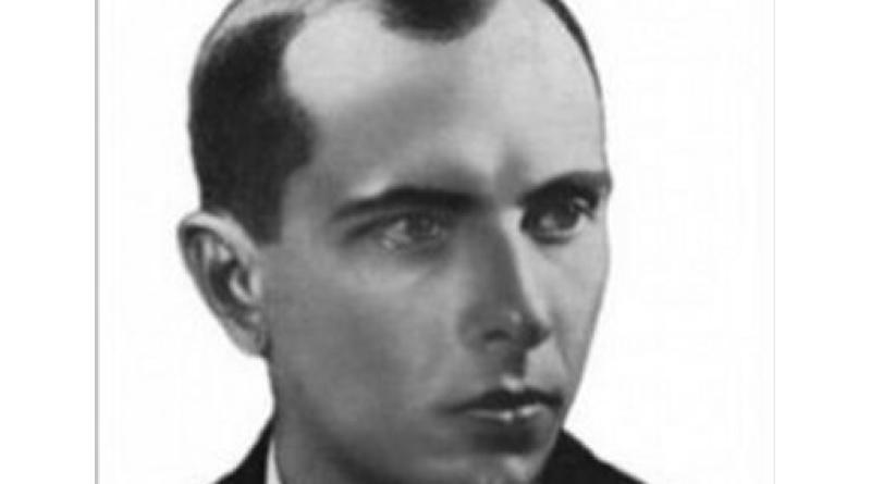 Stefan bandera nazistowski agent