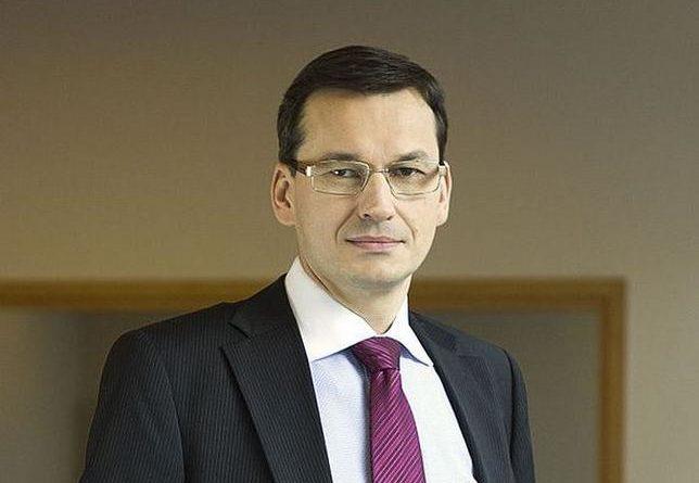 Mateusz Morawiecki o katastrofie Smoleńskiej