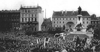 Kuba Kluczyński: Ruch narodowy a rewolucja socjalistyczna w 1905 roku