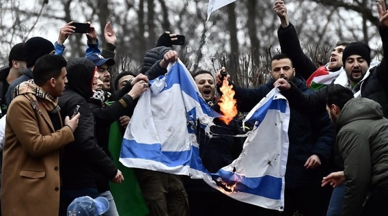 Antysemityzm wielkim problemem w Szwecji