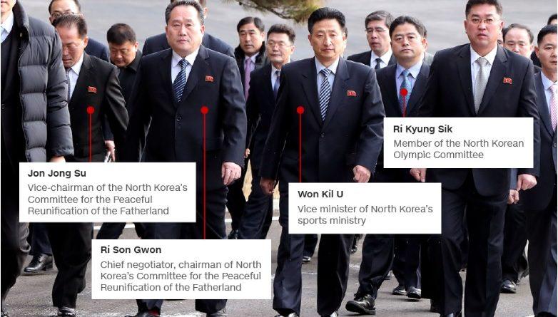 Korea Północna i Południowa zacieśniają współpracę