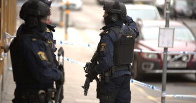 Atak bombowy w Malmö