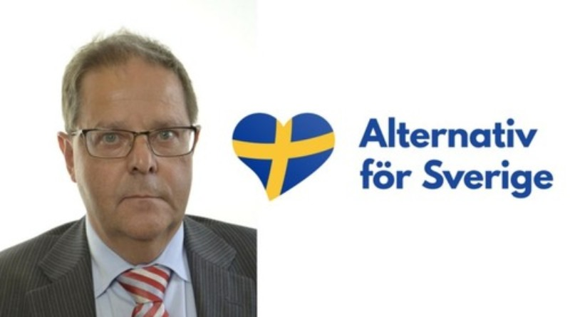 Alternatywa dla Szwecji ma juz jednego posla