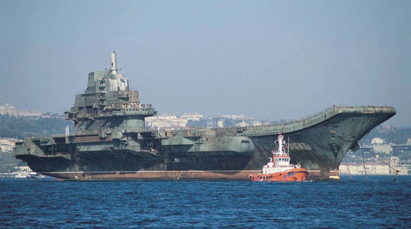 Chińska potęga morska się powiększa
