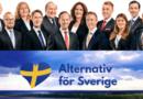 Alternatywa dla Szwecji szybuje w sondażu poparcia