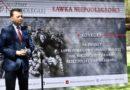 Ławki zamiast kolumn? Nowy pomysł MON na uczczenie setnej rocznicy odzyskania niepodległości