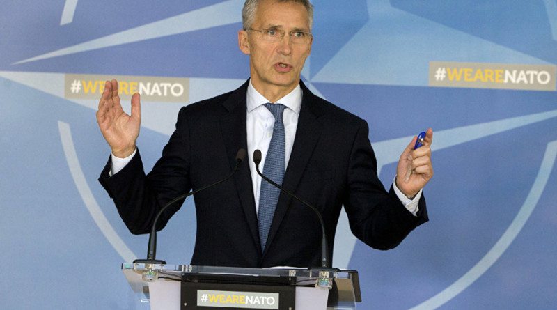 Sekretarz Generalny NATO