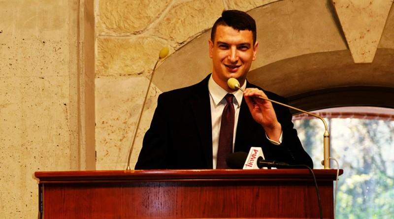 Wywiad z Ziemowitem Przebitkowskim – nowym Prezesem Młodzieży Wszechpolskiej