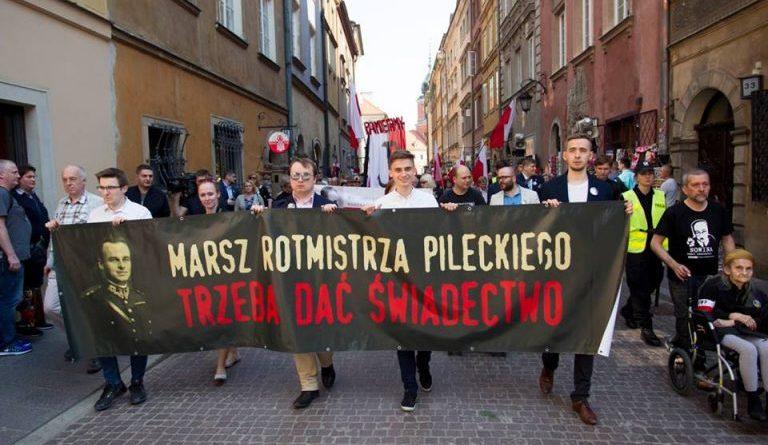 Warszawski Marsz Rotmistrza Pileckiego