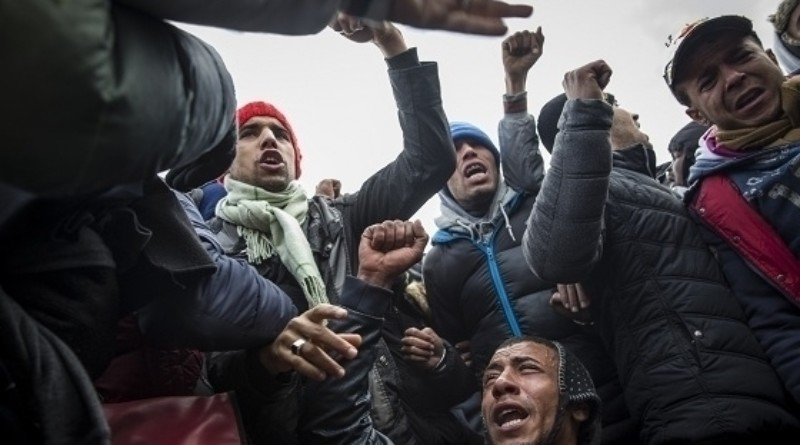 ośrodek dla uchodzców
