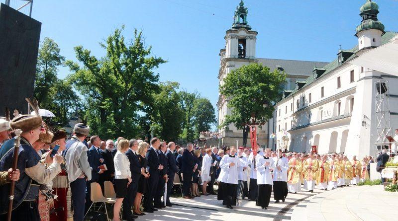 Obchody ku czci św. Stanisława w Krakowie
