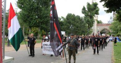 Węgrzy obchodzą kolejną rocznicę podpisania traktatu w Trianon