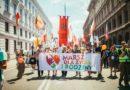Ulicami Warszawy przeszedł 13. Marsz dla Życia i Rodziny