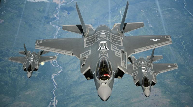 Senat USA wstrzymał dostawę F-35 do Turcji