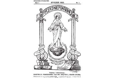 Rycerz Niepokalanej: Gdzie szczęście? – styczeń 1922