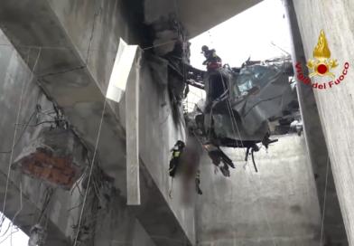 Włoscy strażacy publikują film z akcji ratunkowej