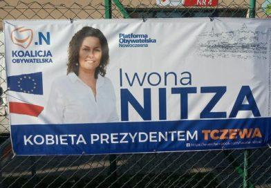 Organizatorka proaborcyjnych wieców kandyduje na prezydenta Tczewa – Kim jest Iwona Nitza?