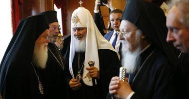 Cerkiew na skraju podziału?
