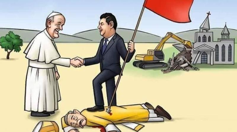 Kościół w Chinach w niebezpieczeństwie