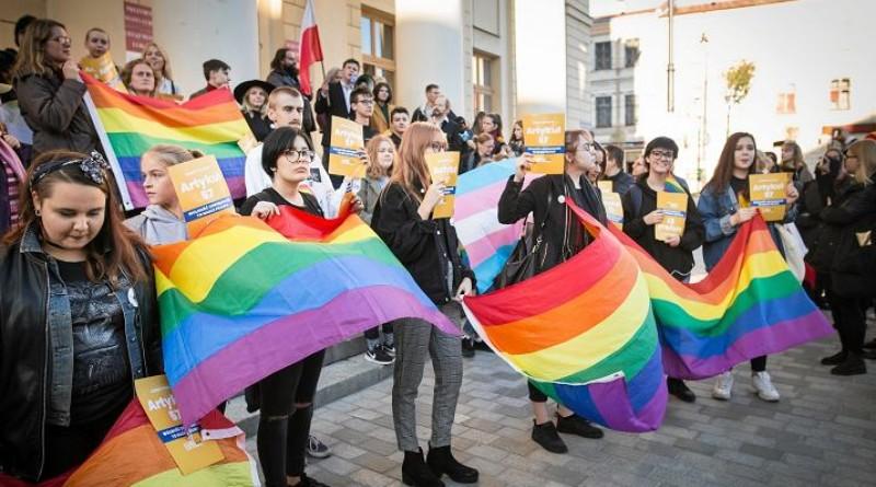 Lubelski Marsz Równości zaplanowany na 13.10 został zakazany.