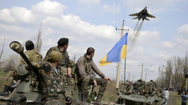 Dziś (26.12) ukraiński prezydent, Petro Porszenko ogłosił zniesienie wprowadzonego 25.11 stanu wojennego.
