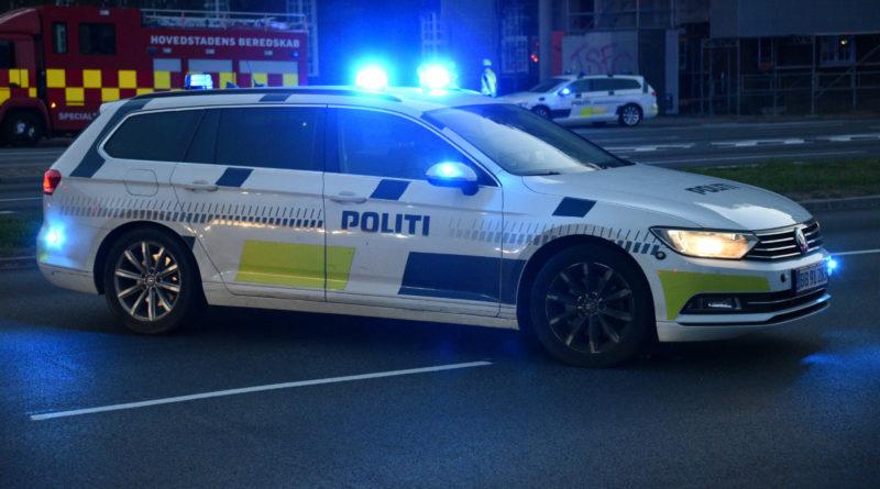 atak nożownika w Kopenhadze