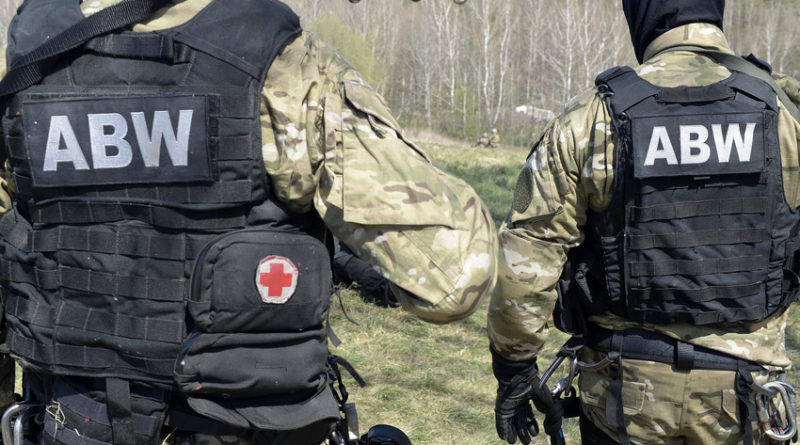 Agencja Bezpieczeństwa Wewnętrznego zatrzymała Polaka i Chińczyka podejrzanych o szpiegostwo