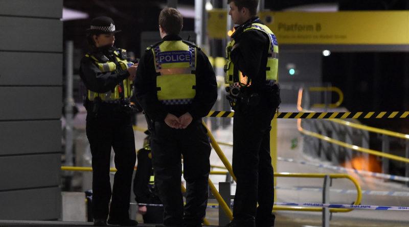 atak nożownika w Manchesterze