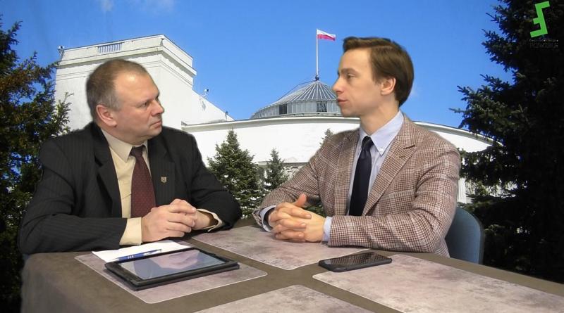 Wiceprezes Ruchu Narodowego, Krzysztof Bosak udzielił wywiadu Centrum Edukacyjnemu Powiśle. Tematem rozmowy były sprawy wewnętrzne oraz polityka międzynarodowa.