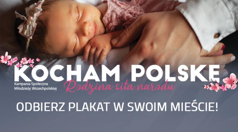 """Jak co roku, 14 lutego, odbędzie się ogólnopolska kampania społeczna ,,Kocham Polskę"""", organizowana przez działaczy Młodzieży Wszechpolskiej."""