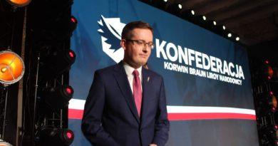 Nacjonaliści w sejmie- Ruch Narodowy wprowadza pięciu posłów