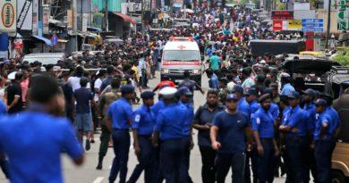 Seria zamachów na Sri Lance – zginęło 207 chrześcijan
