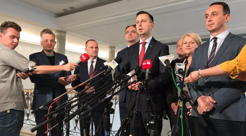 PSL wystartuje w wyborach parlamentarnych w ramach Koalicji Polskiej