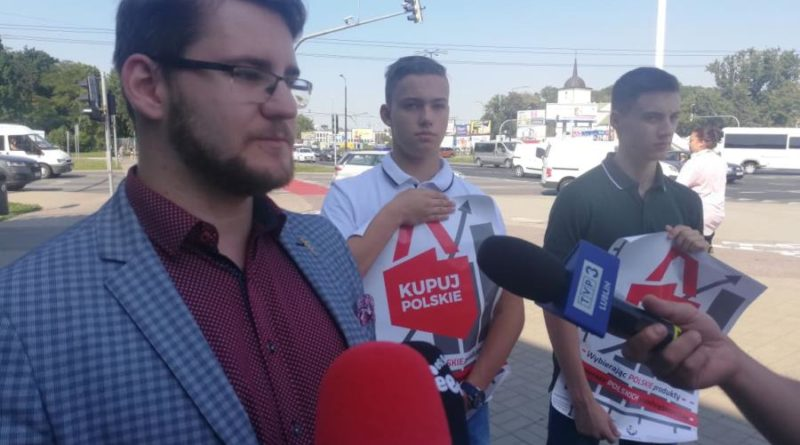 Wywiad z Piotrem Zduńczykiem, kandydatem na posła