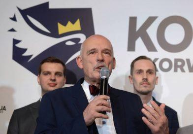 """JKM: """"Jeśli będziemy mieli 15 posłów utworzymy klub, jeśli nie to dwa koła"""" – Powstaną koła Ruch Narodowego i Korwina?"""