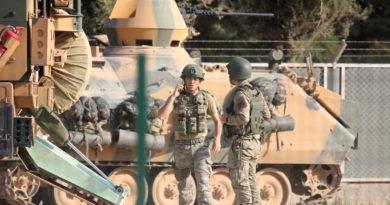 Norwegia, Turcja, Finlandia zawieszają eksport broni do Turcji