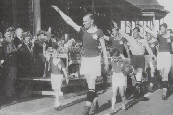Mikołaj Kosuń: Endeckie początki piłki nożnej
