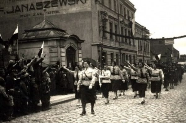 Katarzyna Jóźwik: Nacjonalistki w II RP