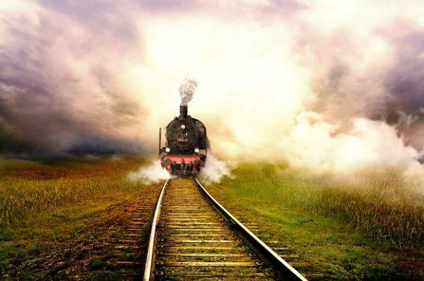 Miłosz Tamulewicz: Pociąg zwany rewolucją