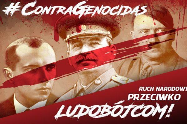 Tomasz Cynkier: Contra Genocidas!