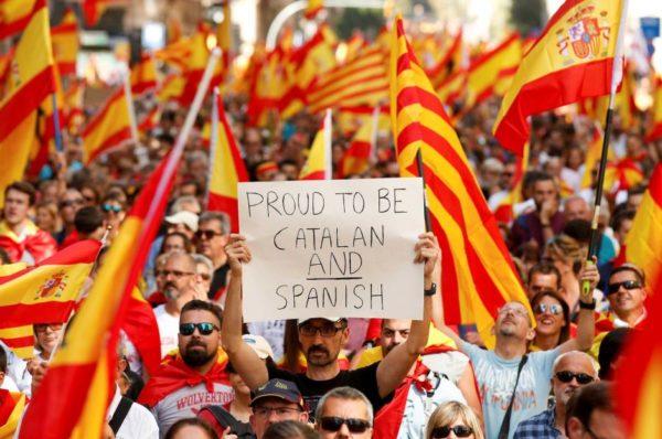 Fake news po katalońsku - separatystyczne media nazywają wszechpolaków paramilitarną bojówką