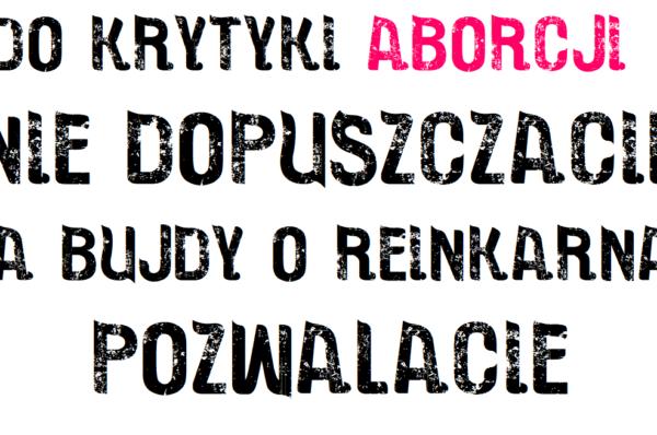 Adam Szabelak: Rzecz o wolności słowa na uniwersytetach