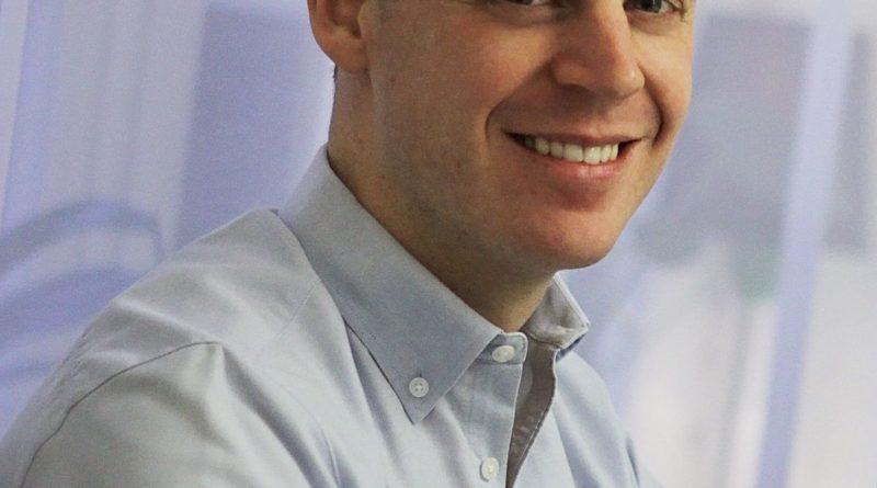 Lider Alternatywy dla Szwecji Gustav Kasselstrand