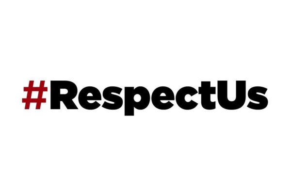 "Spot kampanii ""Respect Us"" – ""Respect the truth!"""
