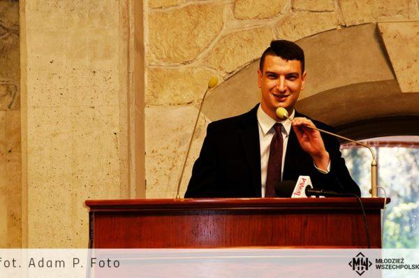 Wywiad z Ziemowitem Przebitkowskim - nowym Prezesem Młodzieży Wszechpolskiej