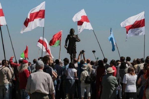 Białoruś: Odsłonięto pomnik Tadeusza Kościuszki