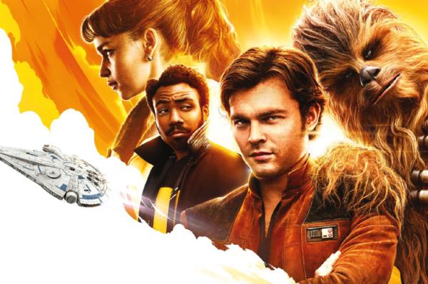 """Łukasz Jabłoński: """"Han Solo: Gwiezdne wojny – historie"""" – recenzja filmu"""